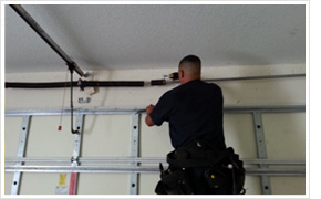 Installation Garage Door